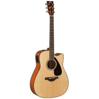 Yamaha FGX800C Solid Spruce Top Electro Acoustic Guitar