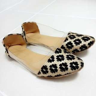 Flatshoes~Black'gold