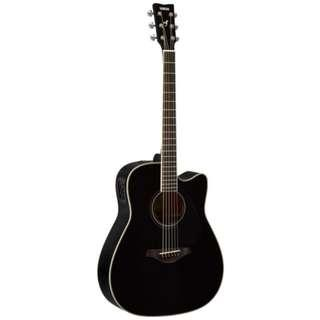 Yamaha FGX820C Solid Spruce Top Electro Acoustic Guitatr