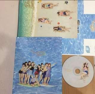 [WTS] Twice Summer Night Nayeon CD Album