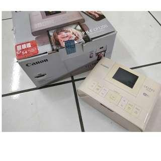 福利品保固內 Canon Selphy Cp1200 相片印表機(公司貨) 18.12.03開始保固