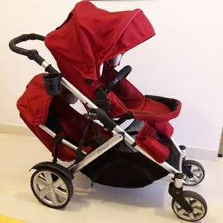 Britax B-Ready Double Strollers