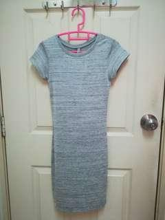 Cotton On Grey Skinny Dress