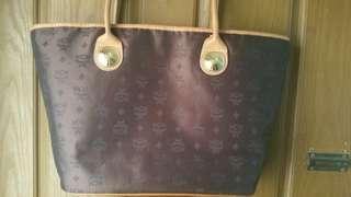 Mcm monogram bag