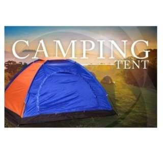 Preloved Camping Tent