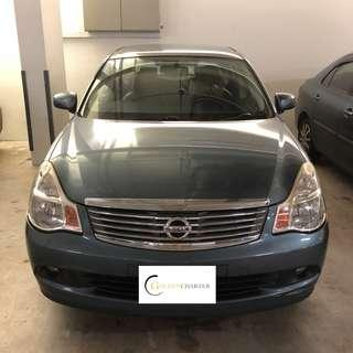 Nissan Sylphy RENT FOR PERSONAL/PHV
