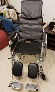 Premium Wheelchair (Headrest detachable)