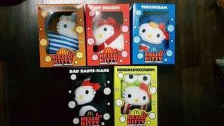 Hello Kitty limited edition (Bubbly World) Soft Toys
