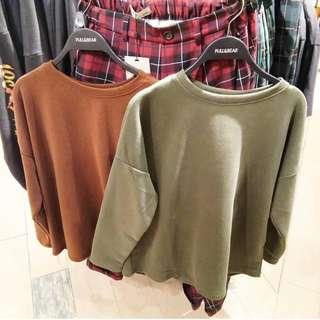 PULLNB BASIC SWEATER