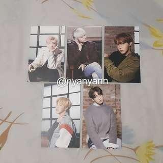 [WTS Only] BTS × Mediheal Photocard