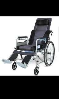 Wheelchair portable 2 way usage mint condition