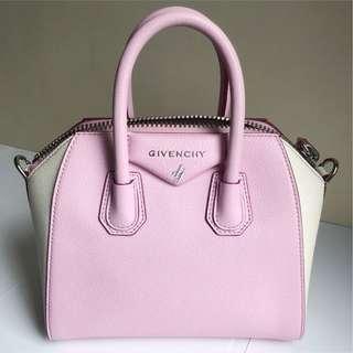 Givenchy Mini Antigona Pink
