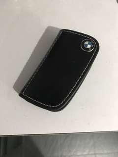 BMW leather key fob key case