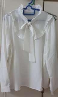 #MY1212 Victorian Blouse (READY STOCK)
