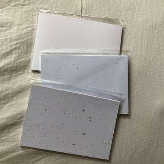 A6 size card stock
