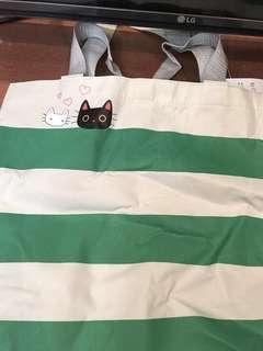 🐱可愛小黑貓手提袋 托特包✨