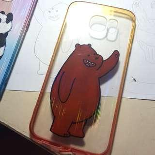 CUSTOMIZED We Bare Bears phone cases