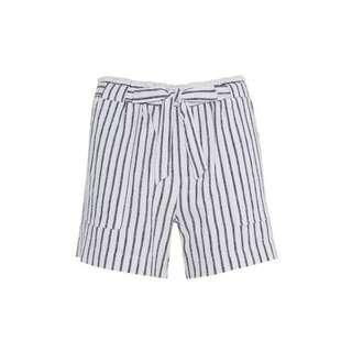 Primark Stripe Linen Short
