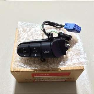Original Honda Steering Wheel Control Buttons Module for Head Unit / DVD Player