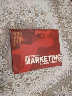 Principles of Marketing - A global perspective / business / management