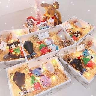 Disney Tsum Tsum Christmas Gift 圣诞节限定礼盒 🎁