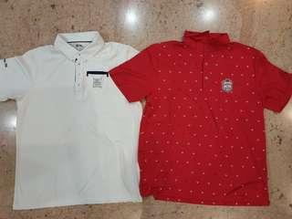 Golf Shirt (2 piece)