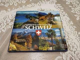 Schweiz / switzerland book