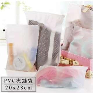 PVC半透明夾鏈袋