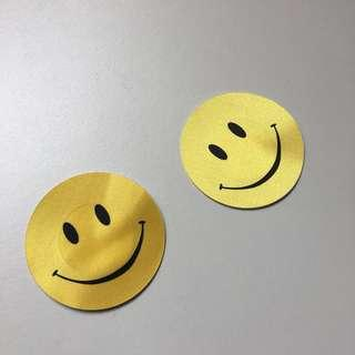 BRAND NEW Smiley Face Nipple Pasties
