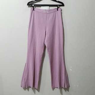 Pink Violet Vintage Pants