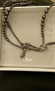 Dior Necklace 100% Authentic