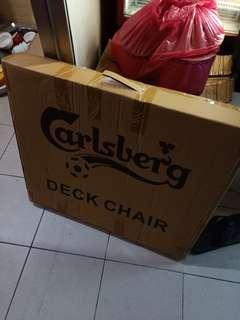 Carlsberg chair