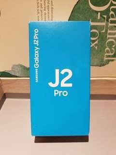 代朋友放售全新台灣版金色Samsung J2 Pro 2018 (跟機連一舊電,USB線,台灣2頭方腳插頭)