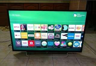 Sony Bravia 40in Smart Tv Led Full Hd