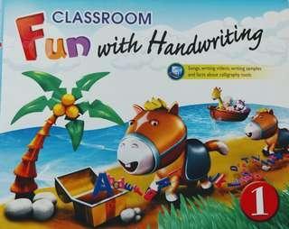Classroom Fun with handwriting 1