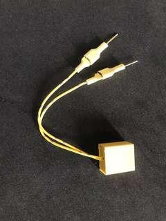 汽車氣袋電阻