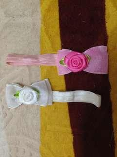 Baby Headbands (2 Pcs).