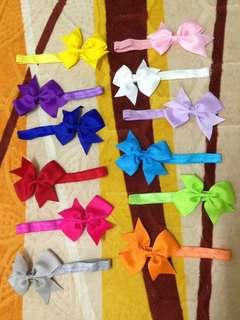 Baby Headbands (12 Pcs).