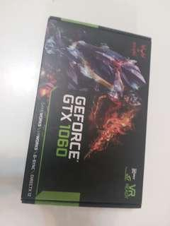 iGame PRO GAMING GTX 1060 6GB