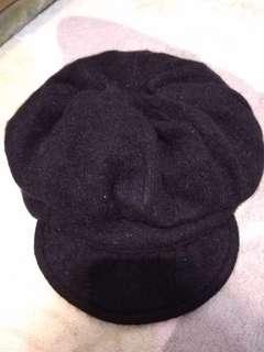 🚚 Benetton 專櫃毛料帽