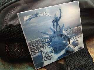 CD Helloween rock