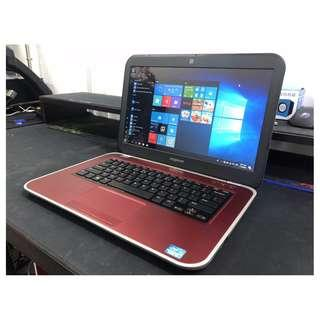 Dell i7 Slim & LightWeight Gaming Laptop + MS Office + 3GB Graphics !