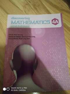Secondary textbook