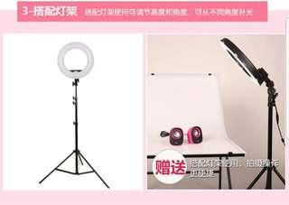 12 inches ring light/lamp