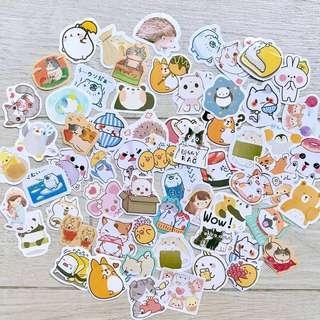bujo sticker grab bag (assorted)