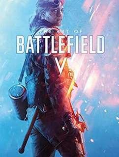 The Art of Battlefield ( Hardcover)