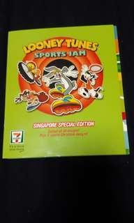 Looney tunes sport jam colldction album