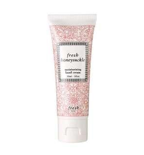 Fresh honeysuckle moisturizing hand cream (full size: 30ml)