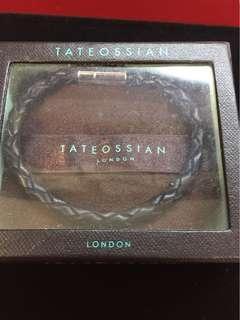 出售全新TATEOSSIAN  LONDON  英國制造,高級純銀(925)手帶。(Lane Crawford 現價$1550 ) ,原裝盒,特價發售