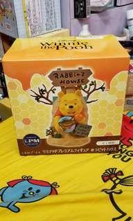 全新日本景品小熊維尼擺設